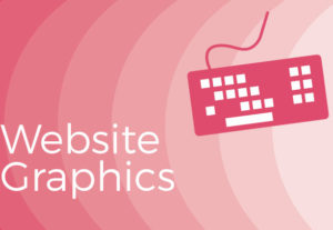 I will help you to make basic website graphics