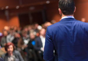 I can give you advice on how to get a paid speaking engagement