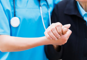 I can tell you about my experience as a nurse and carer
